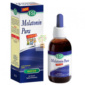 MELATONINA PURA JUNIOR 1Mg. 40Ml. ESI