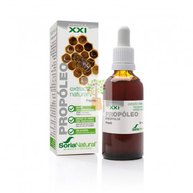 EXTRACTO DE PROPOLEO FORMULA XXI 50Ml. SORIA NATURAL