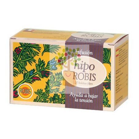 HIPO ROBIS BIO 20 FILTROS ROBIS