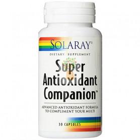 SUPER ANTIOXIDANT COMPANION 30 CAPSULAS VEGETALES SOLARAY