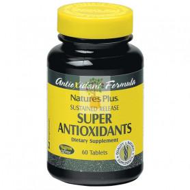 SUPER ANTIOXIDANTES 60 COMPRIMIDOS NATURE´S PLUS