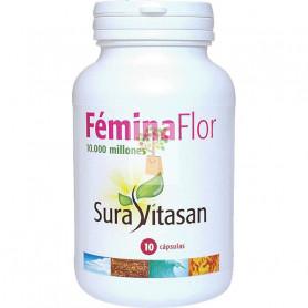FEMINA FLOR 10.000 MILLONES 10 CAPSULAS SURA VITASAN