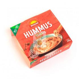 HUMMUS DE TOMATE 240Gr. BIOGRA