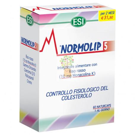 NORMOLIP 5 30 TABLETAS ESI