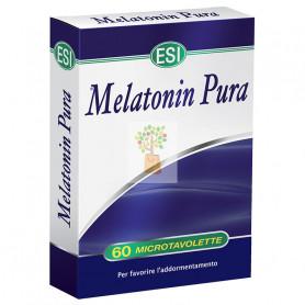 MELATONINA PURA 1,9Mg. 60 MICROTABLETAS ESI