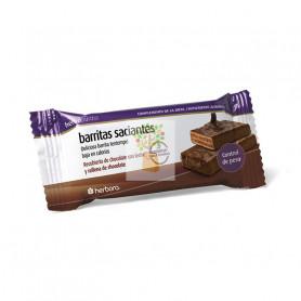 HERBOPUNTIA BARRITA CHOCOLATE 35Gr. HERBORA