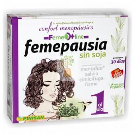 FEMEPAUSIA 30 CAPSULAS. PINISAN