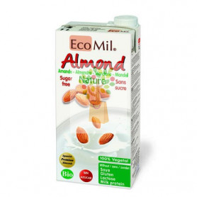 ECOMIL ALMENDRAS NATURE 1Lt. NUTRIOPS