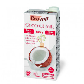 ECOMIL COCO NATURE 1Lt. NUTRIOPS