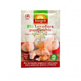 LEVADURA PANIFICABLE 9Gr. BIOGRA