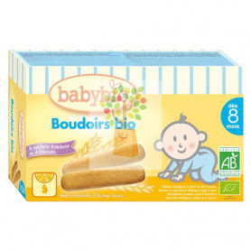 GALLETAS DENTICION 120Gr. BABYBIO