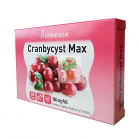 CRANBYCYST MAX 30 CAPSULAS PLAMECA