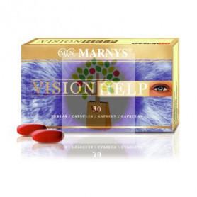 VISION HELP 30 CAPSULAS MARNYS