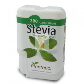 STEVIA 200 COMPRIMIDOS PLANTA POL