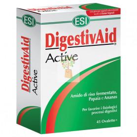 DIGESTIVAID ACTIVE 45 TABLETAS ESI