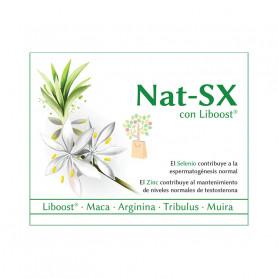 NAT-SX 10 CAPSULAS ESPADIET