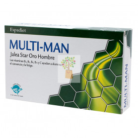 JALEA MULTI MAN 20 VIALES ESPADIET