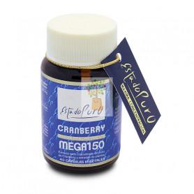 CRANBERRY MEGA 150 40 CAPSULAS ESTADO PURO