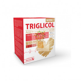 TRIGLICOL NORM7 30 CAPSULAS DIETMED