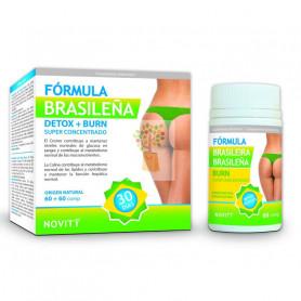 FORMULA BRASILENA 120 (60+60) COMPRIMIDOS NOVITY