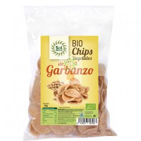 CHIPS DE GARBANZO BIO 80Gr. SOL NATURAL