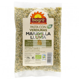 MARAVILLA - LLUVIA CON VERDURAS 250Gr. BIOGRA