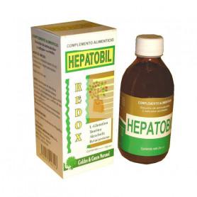 HEPATOBIL 250Ml. GOLDEN GREEN