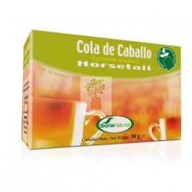 COLA DE CABALLO 30 FILTROS SORIA NATURAL