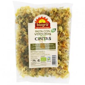 CINTAS CON VERDURAS 250Gr. BIOGRA