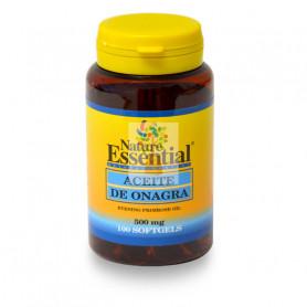 ACEITE DE ONAGRA 500Mg. (10% GLA) 100 PERLAS NATURE ESSENTIAL