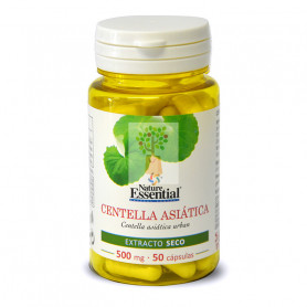 CENTELLA ASIATICA 50 CAPSULAS NATURE ESSENTIAL