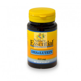 DHA + LUTEINA 615Mg. 50 PERLAS NATURE ESSENTIAL
