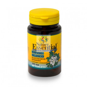 ESPINO BLANCO 500Mg. 60 TABLETAS NATURE ESSENTIAL