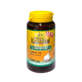 ACEITE DE AJO 1000Mg. 60 PERLAS NATURE ESSENTIAL