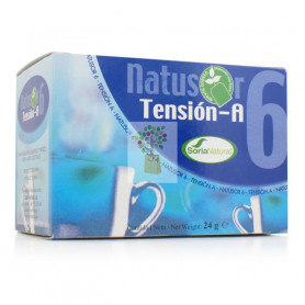 NATUSOR 6 TENSION A 20 FILTROS SORIA NATURAL