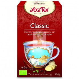 YOGI TEA CLASSIC 17 FILTROS