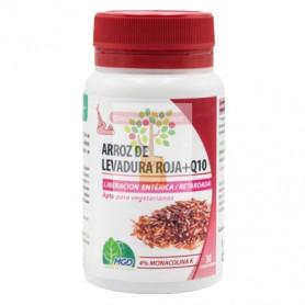ARROZ DE LEVADURA ROJA + Q10 30 CAPSULAS. MGD NUTRINAT