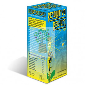 RESOLUTIVO REGIUM 600Ml. PLAMECA