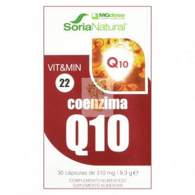 COENZIMA Q10 30 CAPSULAS MGDOSE