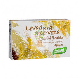 LEVADURA REVIVIFICABLE CAPSULA 27Gr. SANTIVERI