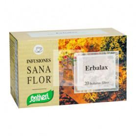 SANAFLOR INFUSION ERBALAX 20 FILTROS SANTIVERI