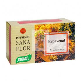 SANAFLOR INFUSION ERBAVENAL 20 FILTROS SANTIVERI