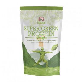 SUPER GREEN PROTEIN BIO 250Gr. ISWARI