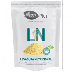 LEVADURA NUTRICIONAL ALTO CONTENIDO EN B12 150Gr. GRANERO
