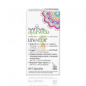 AYURVEDA LEVACOL 60 CAPSULAS NATYSAL