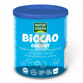 BIOCAO COCONUT 400Gr. NATURGREEN