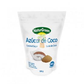 AZUCAR DE COCO 300Gr. NATURGREEN