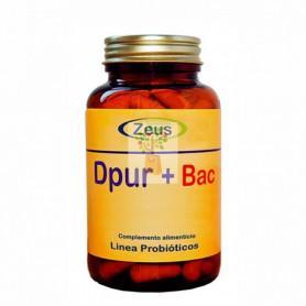 DPUR+BAC 90 CAPSULAS ZEUS