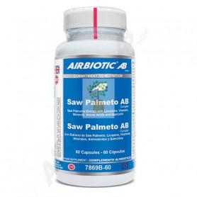 SAW PALMETO AB COMPLEX 60 CAPSULAS AIRBIOTIC