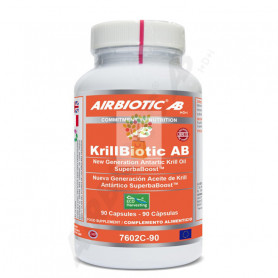 KRILLBIOTIC AB 590Mg. ECOHARVESTING 90 CAPSULAS AIRBIOTIC